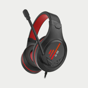 G90 On-Ear Gaming Headset/Headphones with Mic
